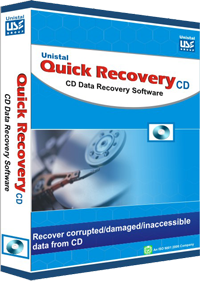 CD RECOVERY SOFTWARE